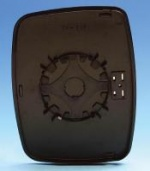 Mercedes Viano [03-09] Clip In Heated Wing Mirror Glass